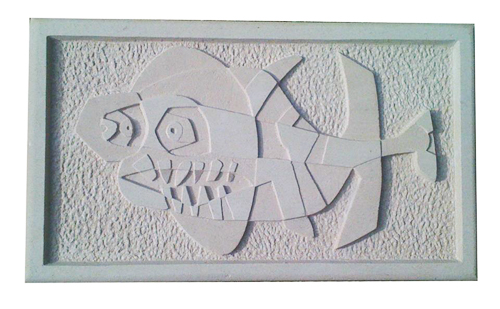 manrique fish portland carving