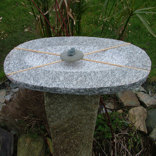 Chozubachi stephane rouget cornish granite zen