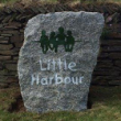 Little Harbour Sign
